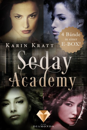 Cover der Seday Academy E-Box