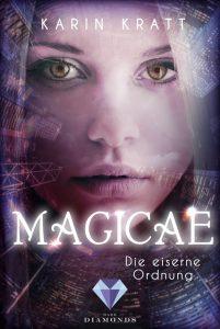Cover zu Magicae - Die eiserne Ordnung