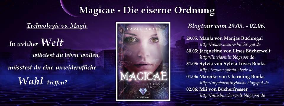 Banner Magicae-Blogtour
