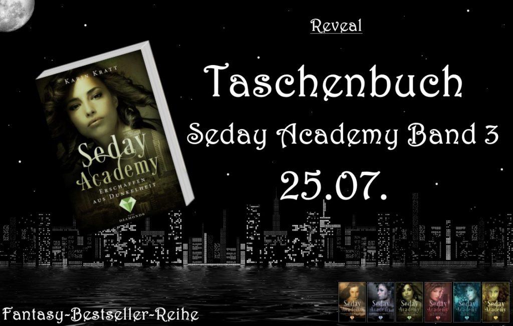 Seday Academy Band 3 Taschenbuch ab 25.07.2018