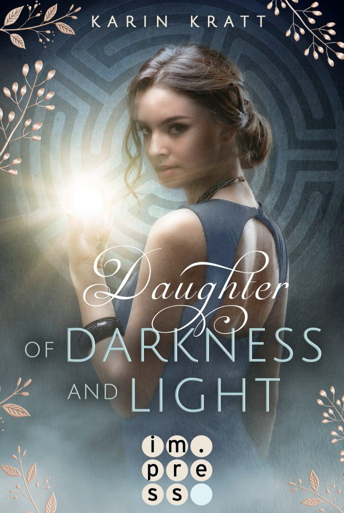 Cover Daughter of Darkness and Light von Karin Kratt