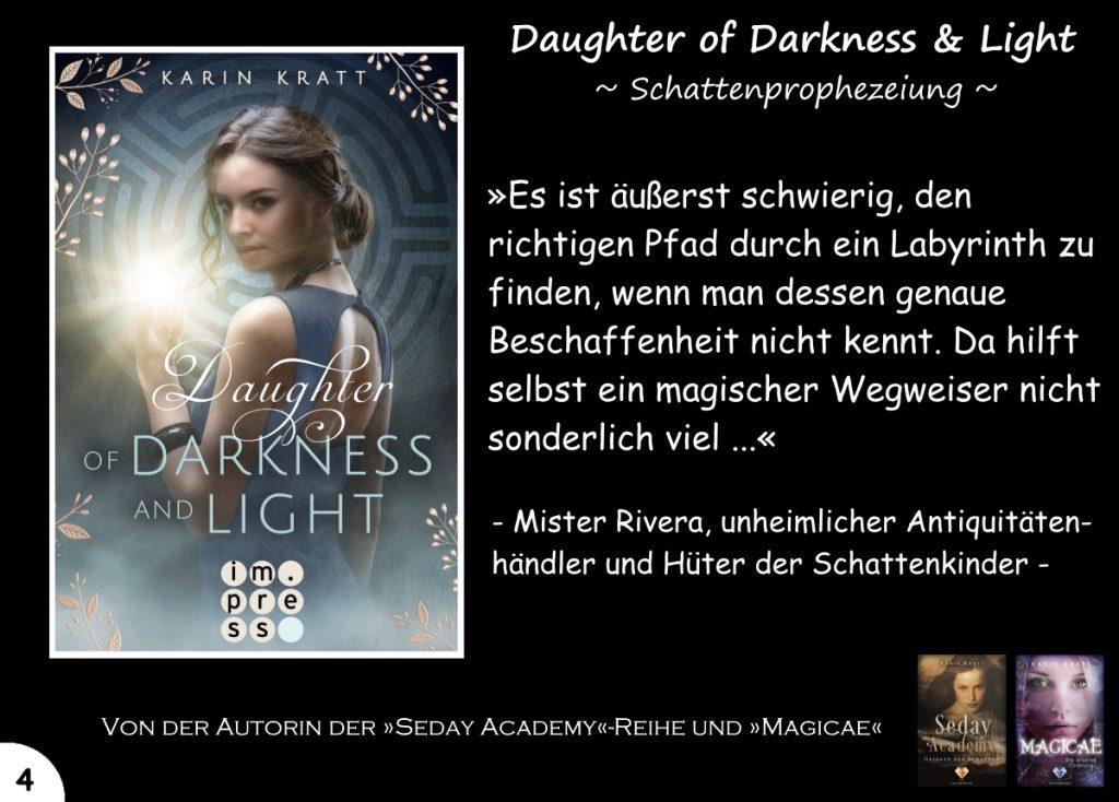 """Gewinnspiel zu """"Daughter of Darkness and Light"""" Tag 4"""