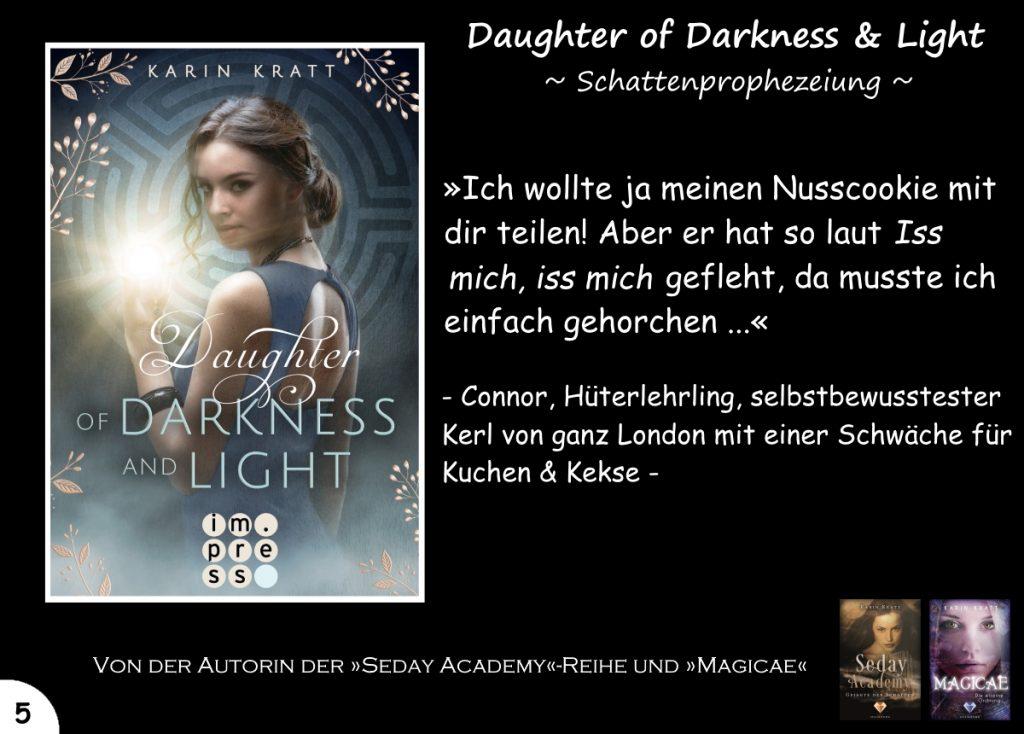 """Gewinnspiel zu """"Daughter of Darkness and Light"""" Tag 5"""