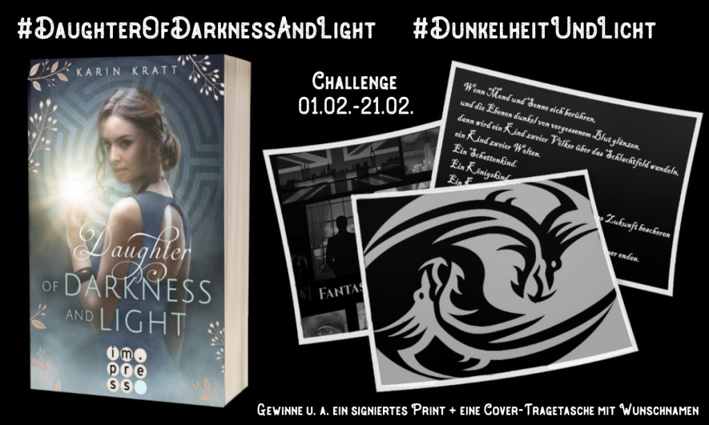 "Challenge ""Daughter of Darkness and Light"""