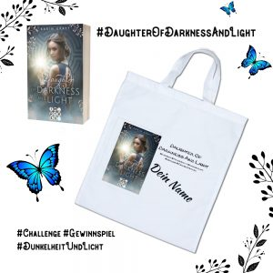 "Gewinnspiel ""Daughter of Darkness and Light"""