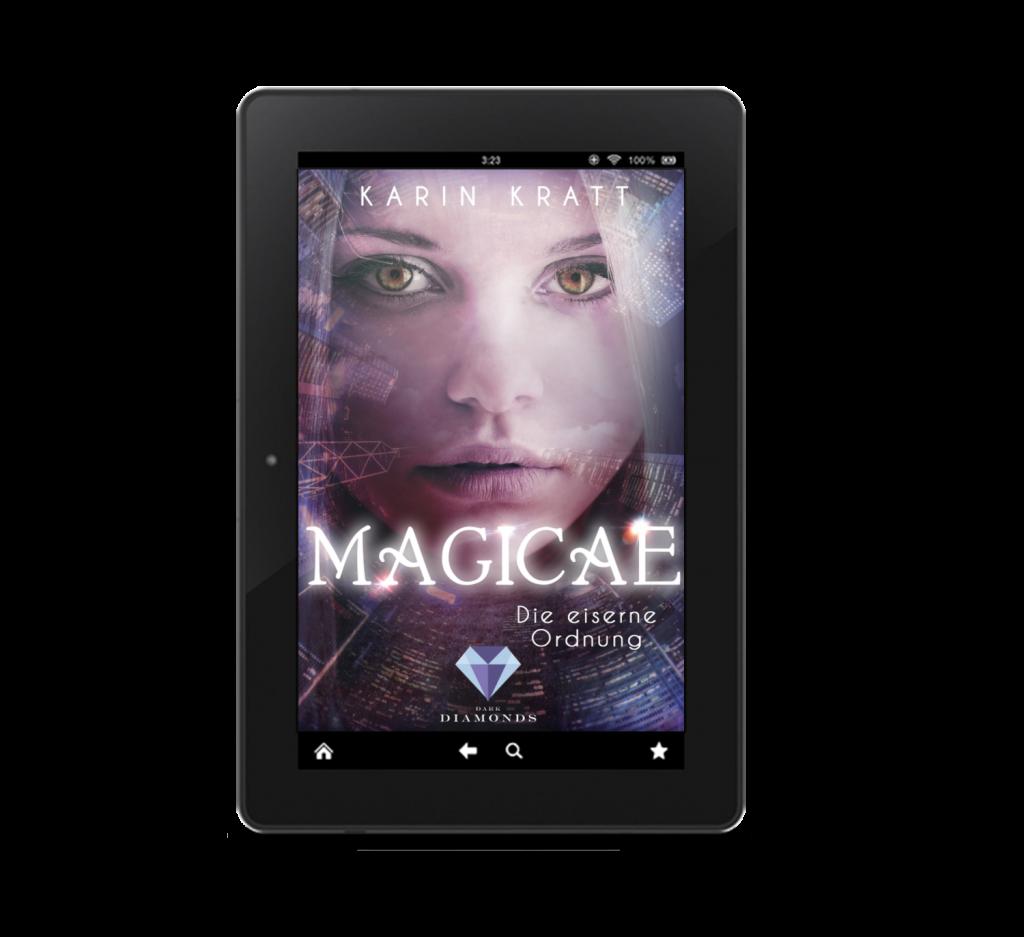 Magicae von Autorin Karin Kratt
