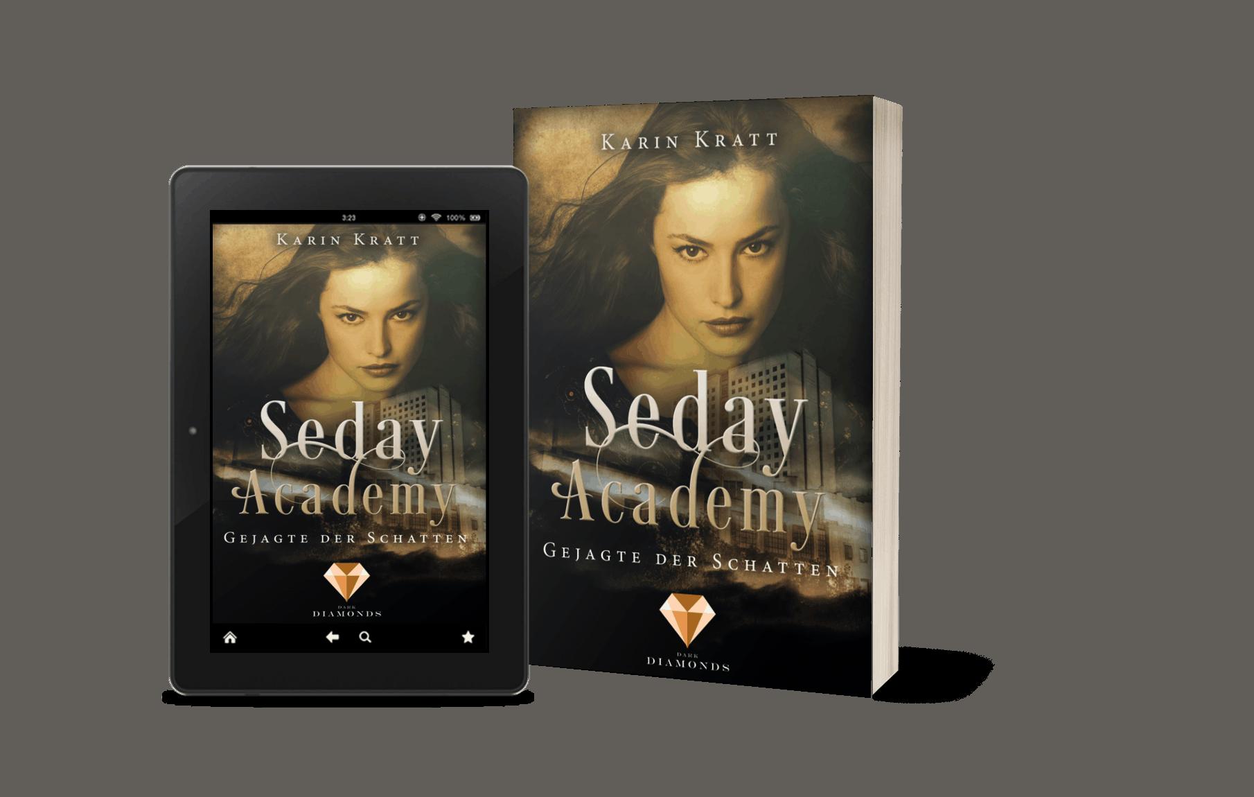 Seday Academy Band 1 Cover / Preisaktion