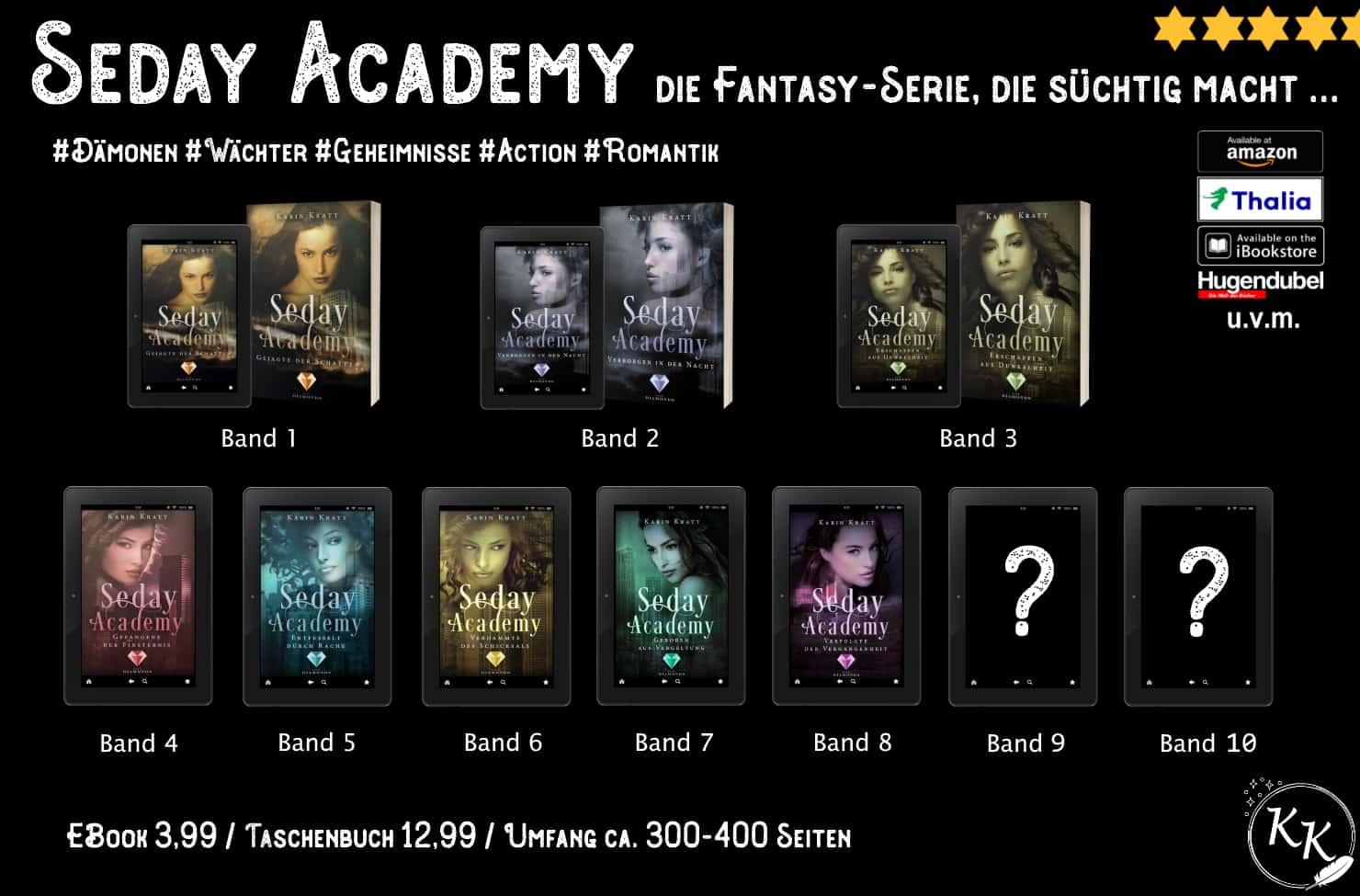 Seday Academy Band 9 & 10 News